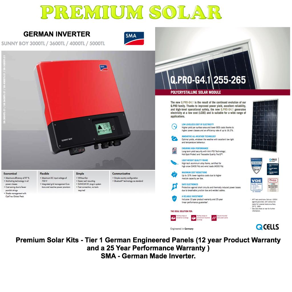 Premium Solar Package